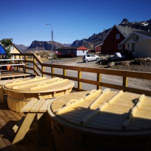 500 Hotel Sisimiut Arctic spa 1